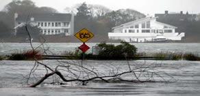 Sandy Kasırgası ABD'yi fena vurdu