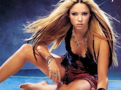Shakira Türk reklamında galerisi resim 11