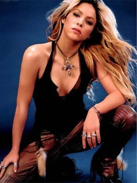 Shakira Türk reklamında galerisi resim 15