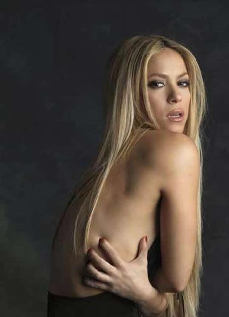 Shakira Türk reklamında galerisi resim 2