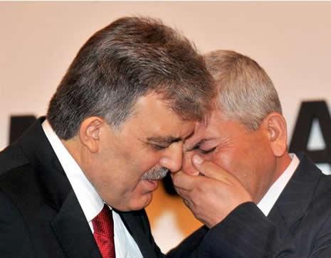 Abdullah Gül'ün en zor anları galerisi resim 13