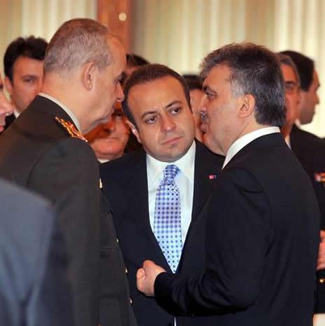 Abdullah Gül'ün en zor anları galerisi resim 6