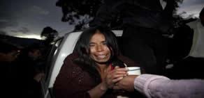 Guatemala?da 7.4 şiddetinde deprem