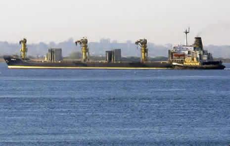 Orcun-c gemisi karaya oturdu galerisi resim 6
