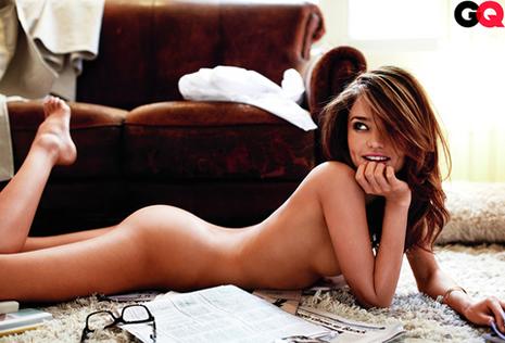 Miranda Kerr çıplak poz verdi galerisi resim 1
