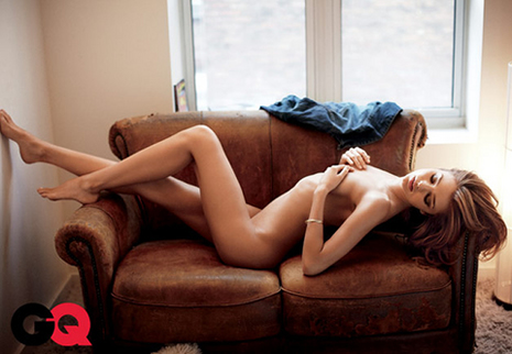 Miranda Kerr çıplak poz verdi galerisi resim 2