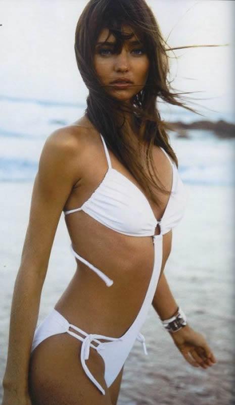Miranda Kerr çıplak poz verdi galerisi resim 22