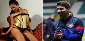 Messi'ye özel gece