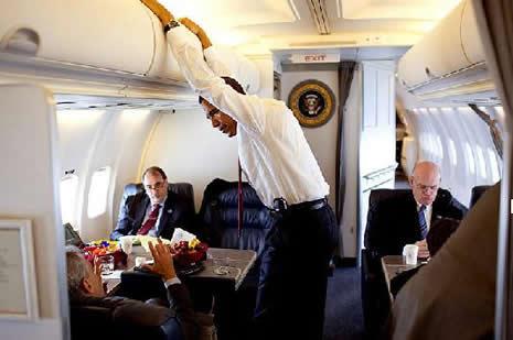 Obama'nın diğer başkanlardan farkı galerisi resim 19