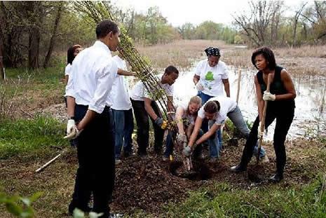 Obama'nın diğer başkanlardan farkı galerisi resim 2