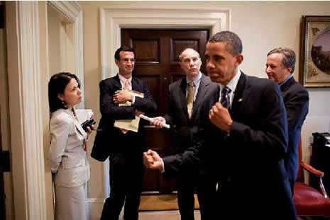 Obama'nın diğer başkanlardan farkı galerisi resim 22
