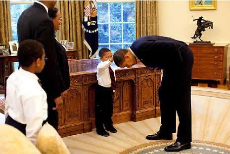 Obama'nın diğer başkanlardan farkı galerisi resim 6