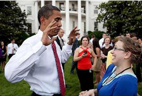 Obama'nın diğer başkanlardan farkı galerisi resim 7