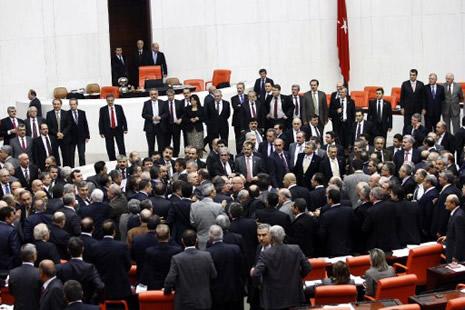 Meclis tutanaklarında 'peygamber' kavgası galerisi resim 12