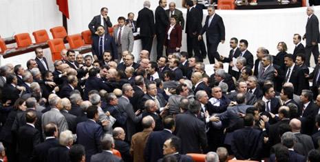 Meclis tutanaklarında 'peygamber' kavgası galerisi resim 13