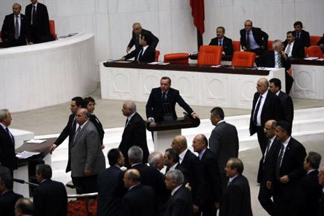 Meclis tutanaklarında 'peygamber' kavgası galerisi resim 17