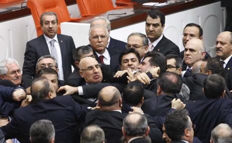 Meclis tutanaklarında 'peygamber' kavgası galerisi resim 19
