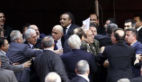 Meclis tutanaklarında 'peygamber' kavgası galerisi resim 20