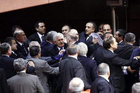 Meclis tutanaklarında 'peygamber' kavgası galerisi resim 21