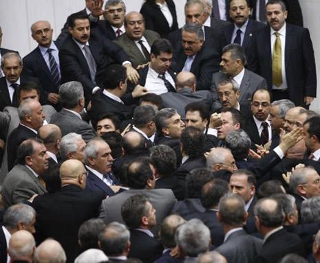 Meclis tutanaklarında 'peygamber' kavgası galerisi resim 23