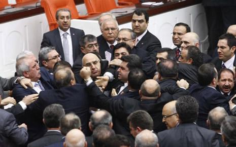 Meclis tutanaklarında 'peygamber' kavgası galerisi resim 7