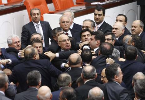 Meclis tutanaklarında 'peygamber' kavgası galerisi resim 8