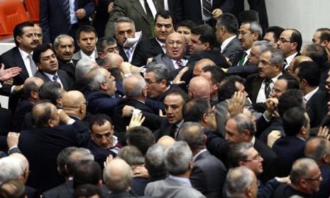 Meclis tutanaklarında 'peygamber' kavgası galerisi resim 9