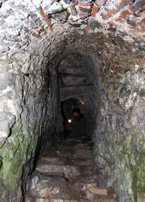 Efsane tünel ortaya çıkarıldı galerisi resim 1