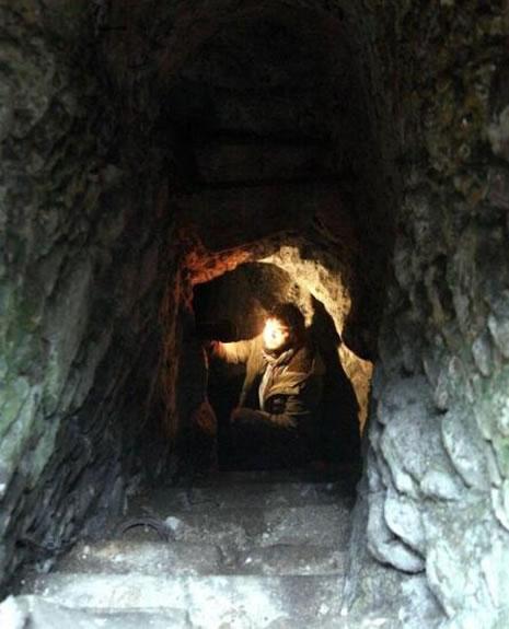 Efsane tünel ortaya çıkarıldı galerisi resim 7