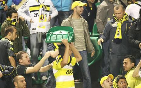 Bursaspor:0 Fenerbahçe:1 galerisi resim 10
