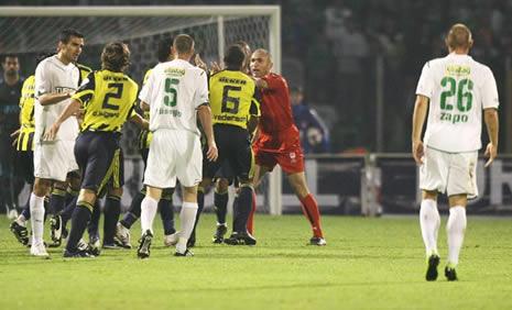 Bursaspor:0 Fenerbahçe:1 galerisi resim 12