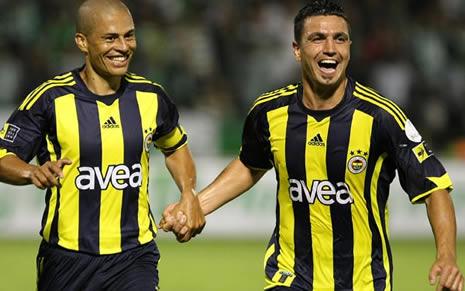 Bursaspor:0 Fenerbahçe:1 galerisi resim 13