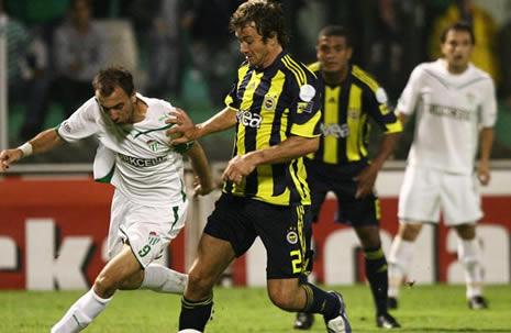 Bursaspor:0 Fenerbahçe:1 galerisi resim 15