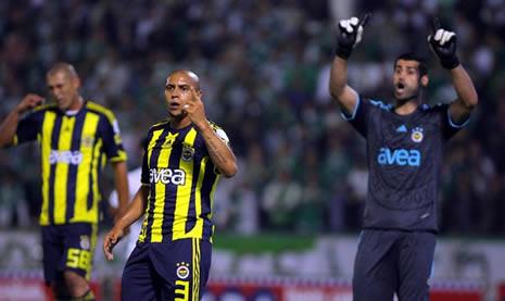 Bursaspor:0 Fenerbahçe:1 galerisi resim 2