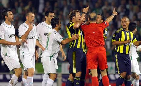Bursaspor:0 Fenerbahçe:1 galerisi resim 3