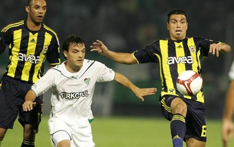 Bursaspor:0 Fenerbahçe:1 galerisi resim 4