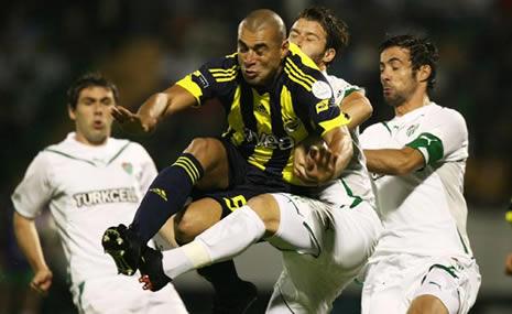Bursaspor:0 Fenerbahçe:1 galerisi resim 5