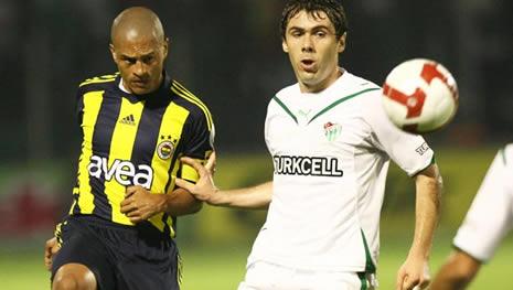 Bursaspor:0 Fenerbahçe:1 galerisi resim 7