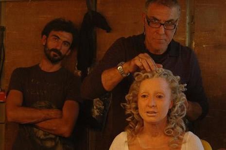 Kurt Adam'ın makyajı nasıl hazırlandı? galerisi resim 12