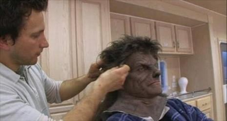 Kurt Adam'ın makyajı nasıl hazırlandı? galerisi resim 4