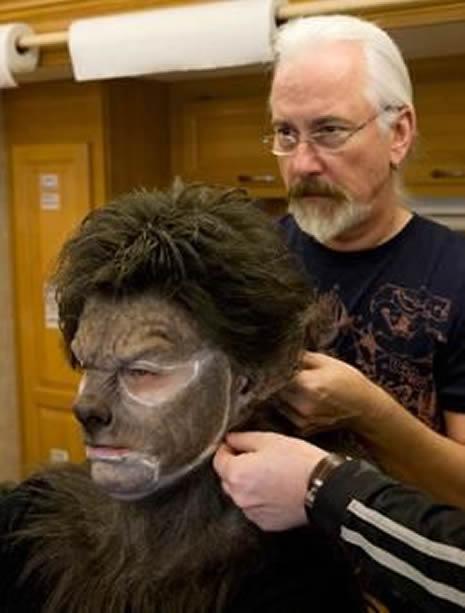 Kurt Adam'ın makyajı nasıl hazırlandı? galerisi resim 5