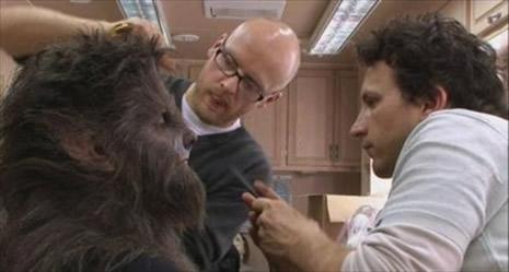 Kurt Adam'ın makyajı nasıl hazırlandı? galerisi resim 7