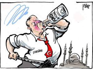 Dünya yolsuzluğu bu karikatürlerle konuşuyor!