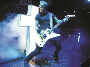 Metallica İstanbul'a geliyor