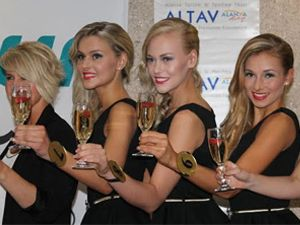Finlandiyalı güzeller yürek hoplattı