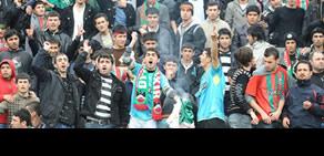İşte kare kare olaylı Diyarbakır maçı