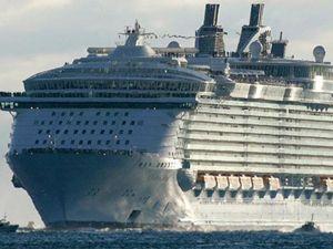 Titanik'ten 5 kat büyük