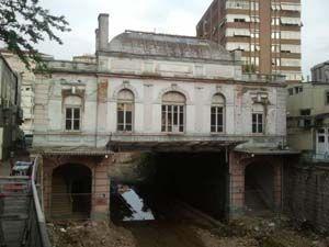 100 yıllık Göztepe İstasyonu yok oluyor
