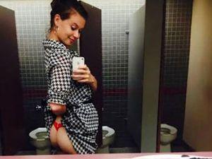 Yeni selfie çılgınlığı: Ofiste selfie!