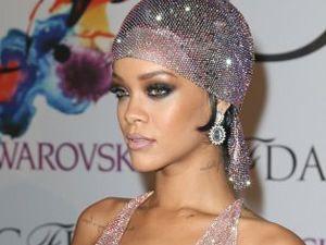 Rihanna'dan çıplak pozlar